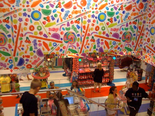 Dylan's candy bar summer 2009