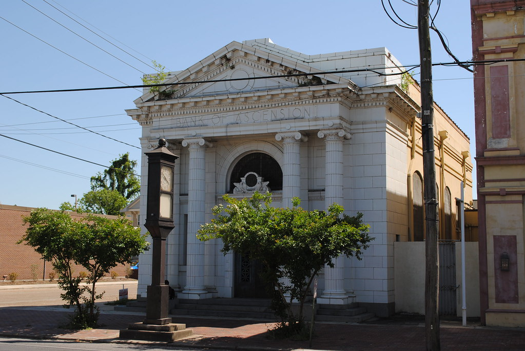 formerly bank of ascension