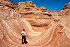 The Wave of Coyote Buttes (San Diego Shooter) Tags: wallpaper landscape cool hiking wave uncool desktopwallpaper thewave coyotebuttes cool2 cool5 cool3 cool6 cool4 cool7 thewavearizona thewaveutah uncool2 cool8 iceboxcool unanicool sandiegodesktopwallpaper thewavecoyotebuttes thewavelandscape hikingthewave ydkib