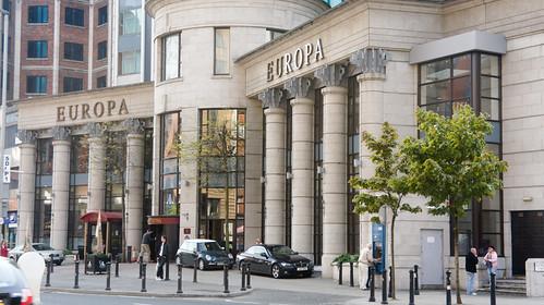 Belfast City - The Europa Hotel