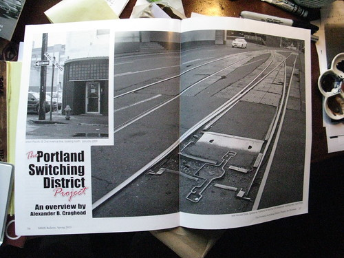 The Portland Switching District Project: An Overview (NRHS Bulletin, Spring 2011)