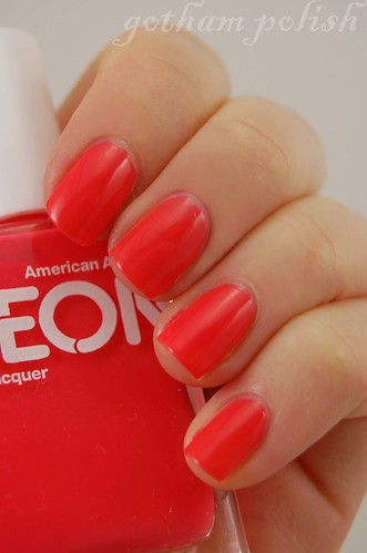 American Apparel Neon Red