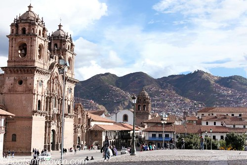 Cathedral and Plaza de Armas