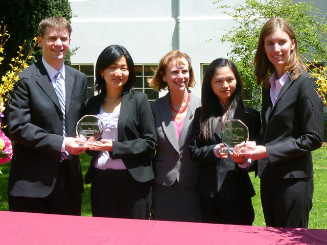 "2011 April Team-University of Southern California ""Terminate MARK HURD Oracles Co-President"""