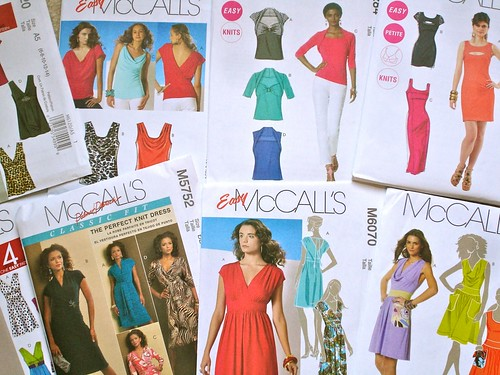 McCall's Patterns - Knit Frenzy!
