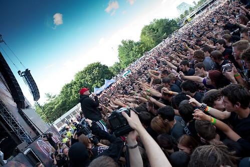 Limp Bizkit - Sonisphere 2011