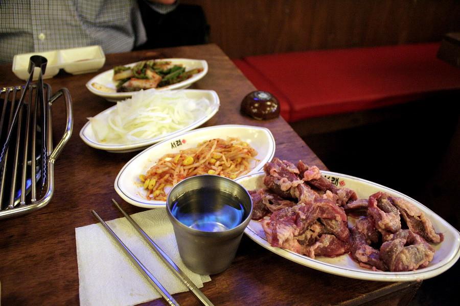 Meat restaurant W18000 600g(2)