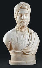 Bust Of Maharaja Duleep Singh Ji. Recently Sold On Auction, Bought By Sikh Fetching Millions. () Tags: england india paris king auction bust million sikh punjab lahore maharaja emporer sikhi duleep duleepsinghji maharajaduleepsinghji