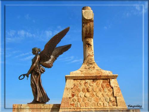 Angel Cementerio 6