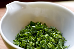 Chopped Chinese Broccoli