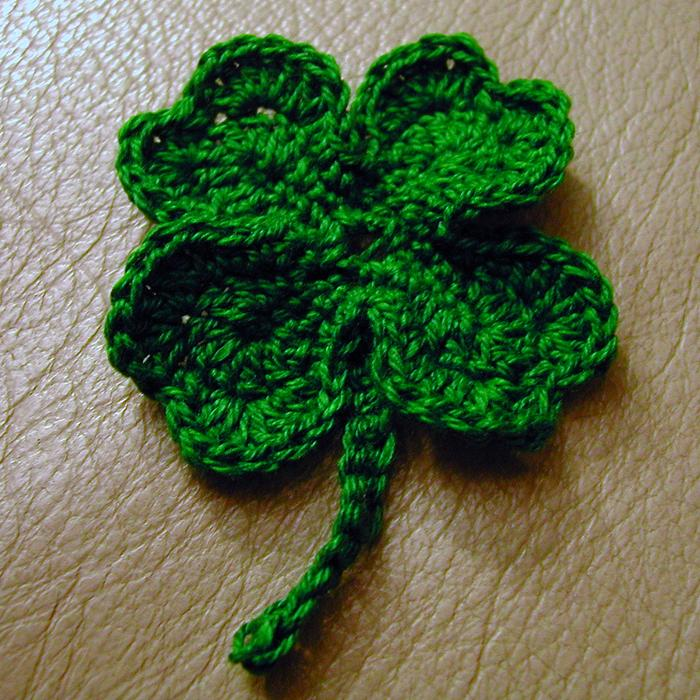 St. Patrick's Day Granny Square crochet patterns