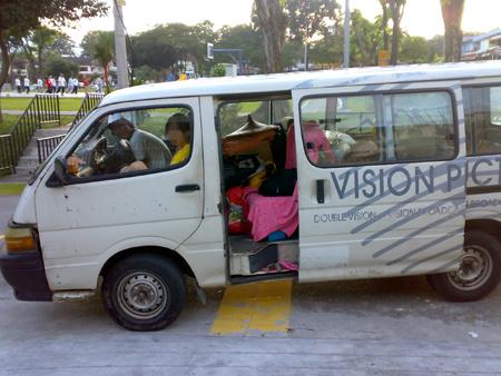 Props Van