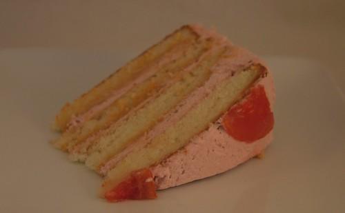 A slice o' cake