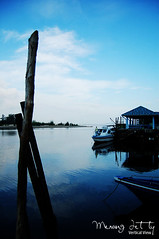 Merang Jetty - Redang Island (Rames Studios) Tags: world island images malaysia redang terengganu