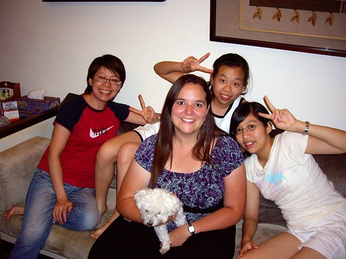 With the Chiu Family