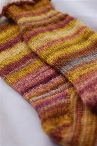 Handspun Socks