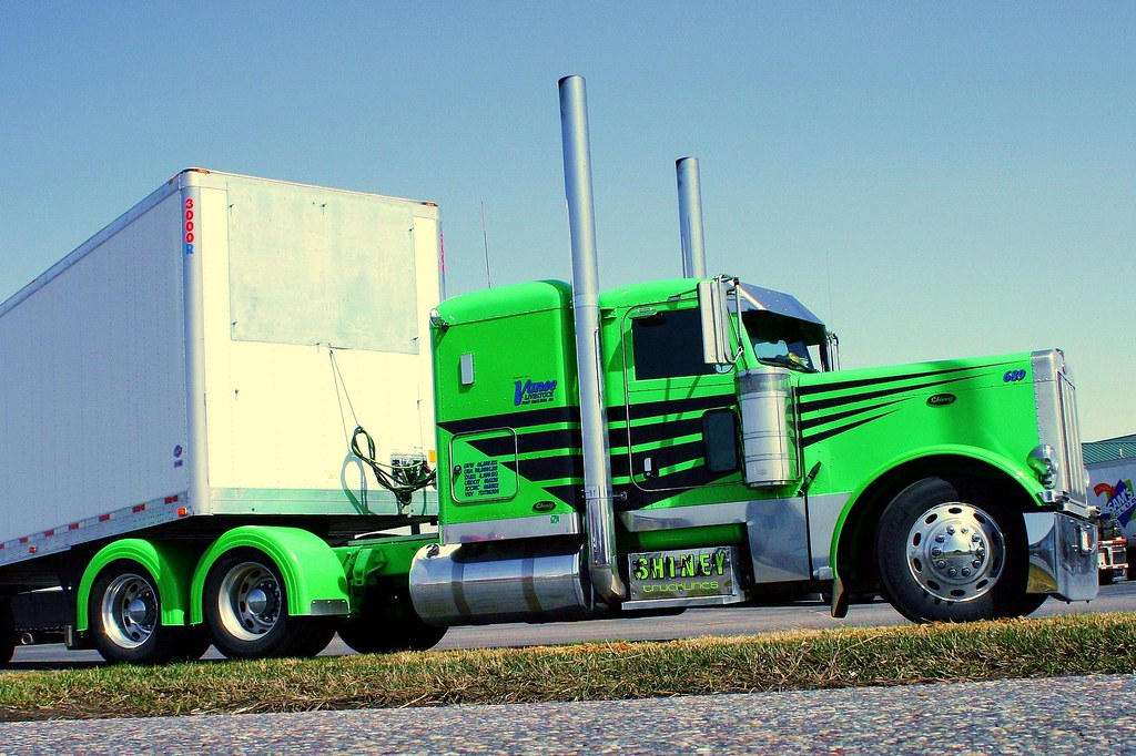 Big Rig Monster Stacks : The world s best photos by static bob flickr hive mind