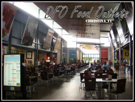 DFO Food Outlets