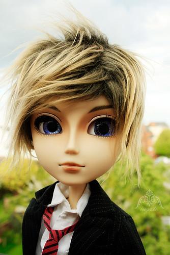 Two-tone Takeru ;)