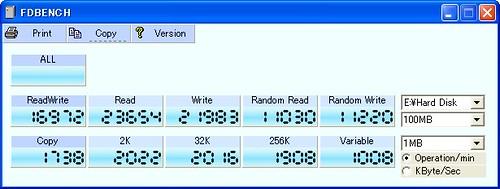 IEEE1394接続 250GB HDD