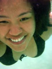 Weeeh, underwater pic!
