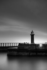 Whitby Harbour, North Yorkshire (Corica) Tags: uk longexposure greatbritain sea england coast britain yorkshire northsea whitby northyorkshire sigma1020mm themoulinrouge whitbyharbour corica canon400d dapagroupmeritaward pixelda