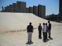 prova de càrrega a la teulada