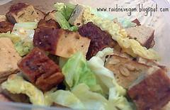 Tofu Affumicato e Verza