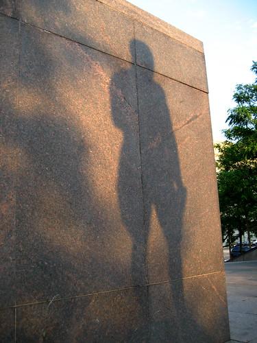 Pershing's shadow