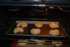 Bagels Baking