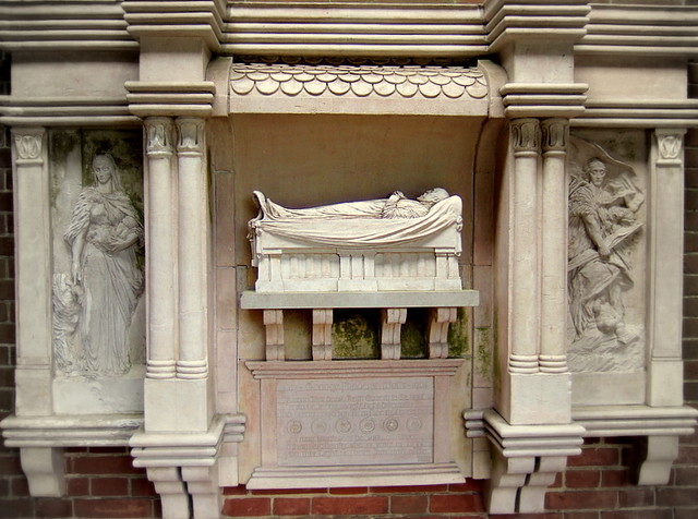 Grave of G.F. Watts