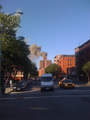 Yesterday's Fire on the LES