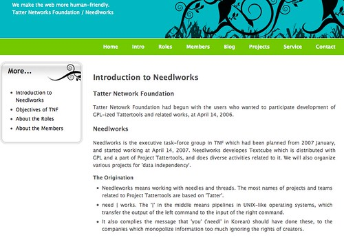 Needlworks.org i18n