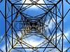 SPIDERWEB PYLON (midnight raven) Tags: electric metal big pylon massive tall simons