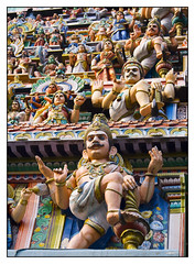 Nataraja Temple Sculptures1 (Ceeyefaitch) Tags: india tamilnadu southindia chidambaram natarajatemple