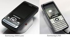 Samsung-J800-Luxe-L700-cellphones