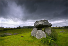 Carrowmore Sligo (Tony Murphy) Tags: ireland megalithic cemetery tomb prehistoric cairn neolithic stonecircle sligo knocknarea dolman carrowmore portaltomb 3000bc megalithiccemetery prehistoricarchitecture göranbürenhult
