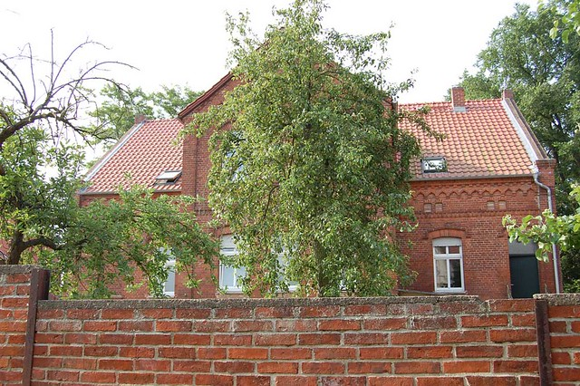 rented retreat house in Strodehne