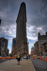 Flatiron Building@w 23rd st and 7th ave (KLny
