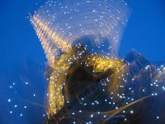 The Eiffel Tower dances