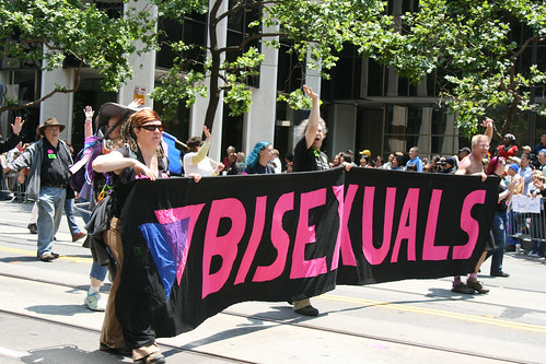 bisexuals: they do exist!
