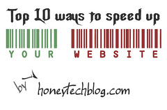 Top 10 way to speed up your website