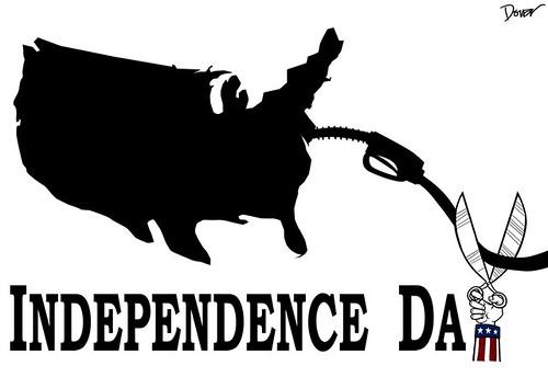 independence day cartoon