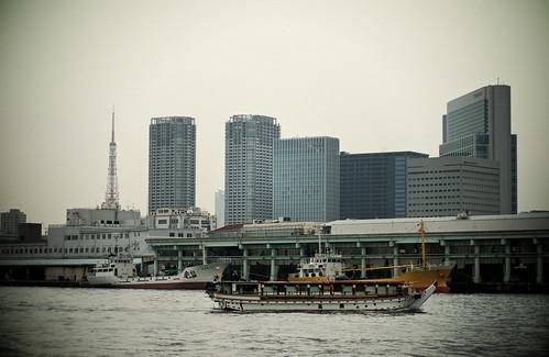 1985 : Tsukiji Stroll #7
