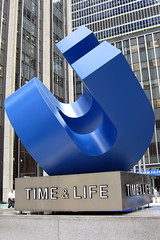 NYC: Time & Life Building - Cubed Curve by wallyg, on Flickr