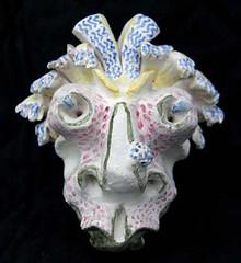 Grotesque Masque / Mascherone Grottesco (C.A.U.S. - Centro Arti Umoristiche e Satiriche) Tags: grotesque masque mascherone grottesco