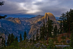 Yosemite National Park - Sunset on Half Dome Storm (Darvin Atkeson) Tags: california park winter sunset wallpaper usa storm color nature america point us nationalpark high highresolution raw nef screensaver screen glacier national yosemite dome half halfdome glacierpoint yosemitevalley saver darvin 4miletrail  outdoorphotography  atkeson californiaphotography outdoorphotographer  darv californiaphotographer   liquidmoonlightcom liquidmoonlight resoltuion