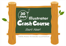 Illustrator CS3 Crash-Kurs in 30 Tagen