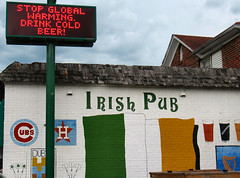 Smart Advice (Valentinian) Tags: irish beer pub texas houston top20signs keneallys