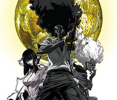 film AFRO SAMURAI streaming